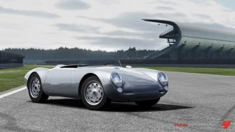 360 1956 forza motorsport 4 porsche 550 Wallpaper