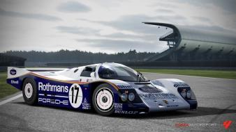 360 forza motorsport 4 1987 porsche 956 wallpaper