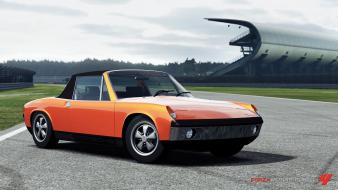 360 porsche 914 1970 forza motorsport 4 wallpaper