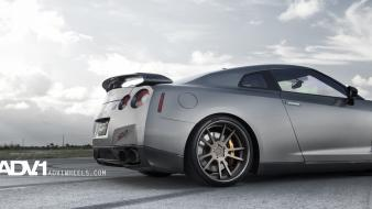 Adv 1 gtr r35 gt-r adv1 wheels wallpaper