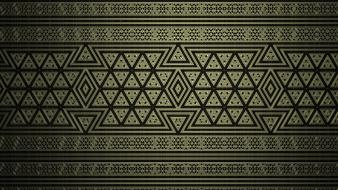 Arabesque backgrounds geometry patterns templates Wallpaper