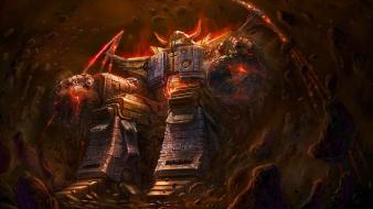 Artwork unicron wallpaper