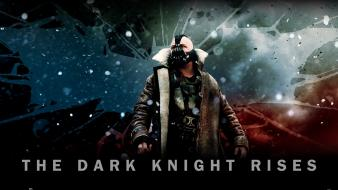 Bane tom hardy the dark knight rises Wallpaper
