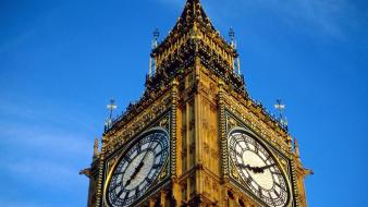 Big Ben Up Close Wallpaper