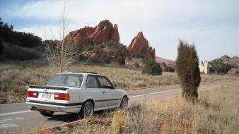 Bmw e30 garden of the gods 325ix wallpaper