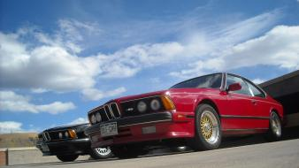 Bmw m6 low-angle shot 635csi e24 Wallpaper
