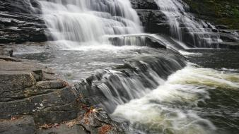 Cane Creek Falls Wallpaper