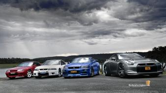 Cars evolution nissan jdm wallpaper