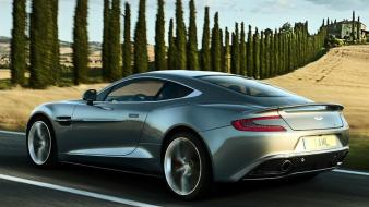 Cars roads aston martin am310 vanquish wallpaper