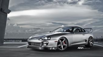 Cars toyota supra adv 1 adv1 wheels wallpaper
