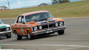 Cars v8 aussie muscle car Wallpaper
