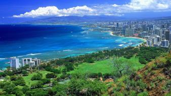 Diamond Head wallpaper