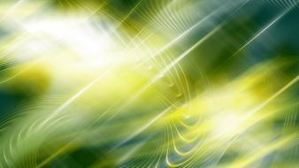 Flash Yellow Green wallpaper