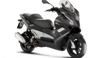 Gilera Nexus 250 Black wallpaper