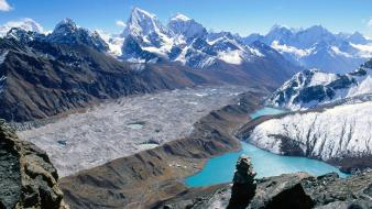 Gokyo lakes Wallpaper