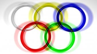 Olympic Circles wallpaper