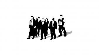 Reservoir dogs the avengers crossovers (movie) background wallpaper