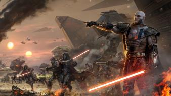 Wars: the old republic coruscant darth malgus wallpaper