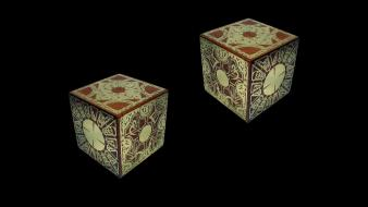Wood Magic Boxes wallpaper