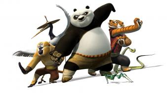 2011 Kung Fu Panda 2 Hd Hd wallpaper