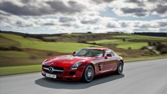 2011 Mercedes Benz Sls wallpaper
