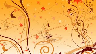 Autumn Design Wallpaper