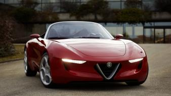 Cars alfa romeo concept Wallpaper