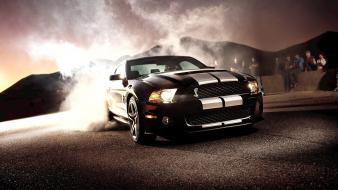 Cars ford shelby gt500 wallpaper