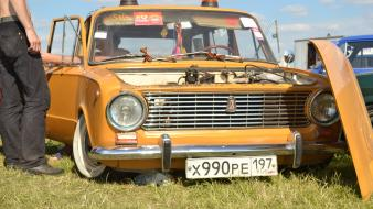 Cars lada 2101 vaz russian wallpaper