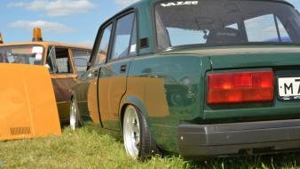 Cars lada 2106 2107 russian Wallpaper