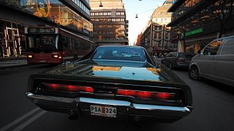 Cars muscle dodge charger Wallpaper