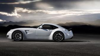 Cars vehicles wiesmann side view 2009 gt mf5 Wallpaper