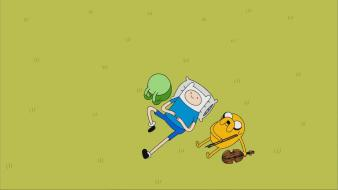 Cartoon network adventure time finn and jake Wallpaper