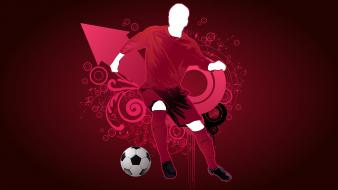 Football Vector Hd wallpaper