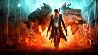 Guns devil may cry 5 dmc dante young Wallpaper