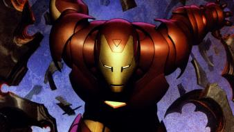 Iron man comics marvel wallpaper