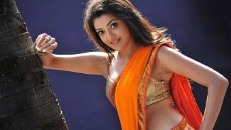Kajal In Business Man wallpaper