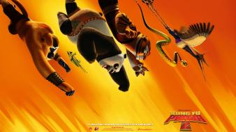 Kung Fu Panda 2 Movie wallpaper