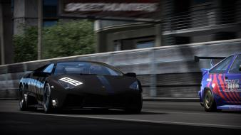 Lamborghini Need For Speed Shift Hd wallpaper
