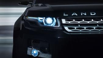 Land Rover Lrx Concept Black 8 wallpaper