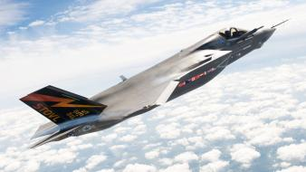 Lockheed Martin F 35 Lightning Ii Hd wallpaper