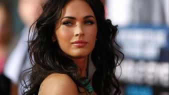 Megan fox actress los angeles eagle eye wallpaper