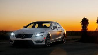 Mercedes Benz Cls63 Hd wallpaper