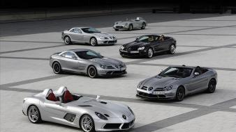 Mercedes Benz Slr 3 wallpaper