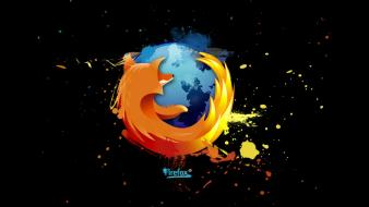 Mozilla Firefox Art wallpaper
