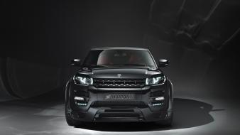 Studio range rover hamann evoque 2013 Wallpaper