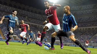 Video games football pes 2013 Wallpaper