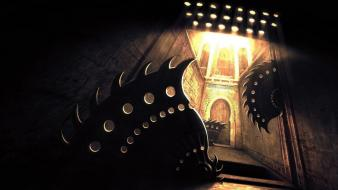Video games prince of persia: warrior within wallpaper