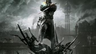 Video games steampunk dishonored wallpaper