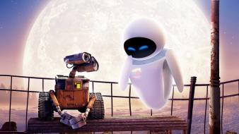 Wall E Eve wallpaper